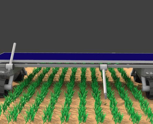 KI Feldroboter in der Landwirtschaft